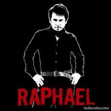 Música de colección: RAPHAEL CAMISETA. Lote 81996716