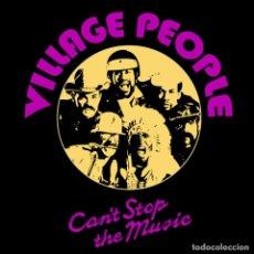 Música de colección: VILLAGE PEOPLE CAMISETA. Lote 81998160
