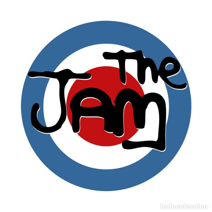 THE JAM CAMISETA (Música - Varios)