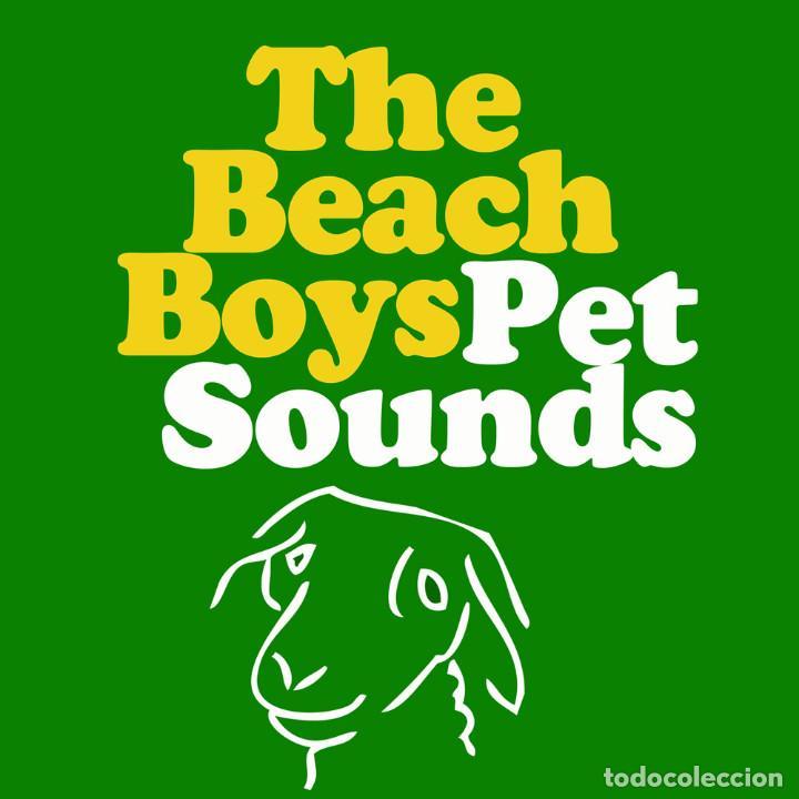 THE BEACH BOYS CAMISETA (Música - Varios)