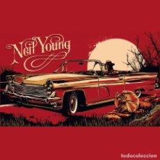 Música de colección: NEIL YOUNG CAMISETA. Lote 103082110