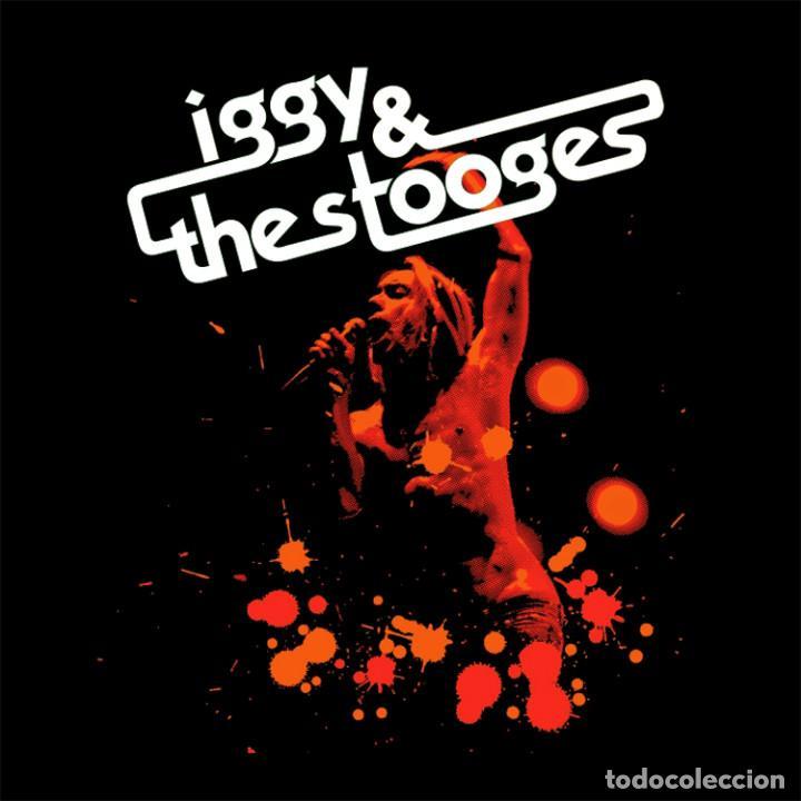 IGGY & THE STOOGES CAMISETA (Música - Varios)