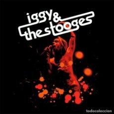 Música de colección: IGGY & THE STOOGES CAMISETA. Lote 82006856