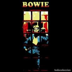 Música de colección: DAVID BOWIE CAMISETA. Lote 82007088