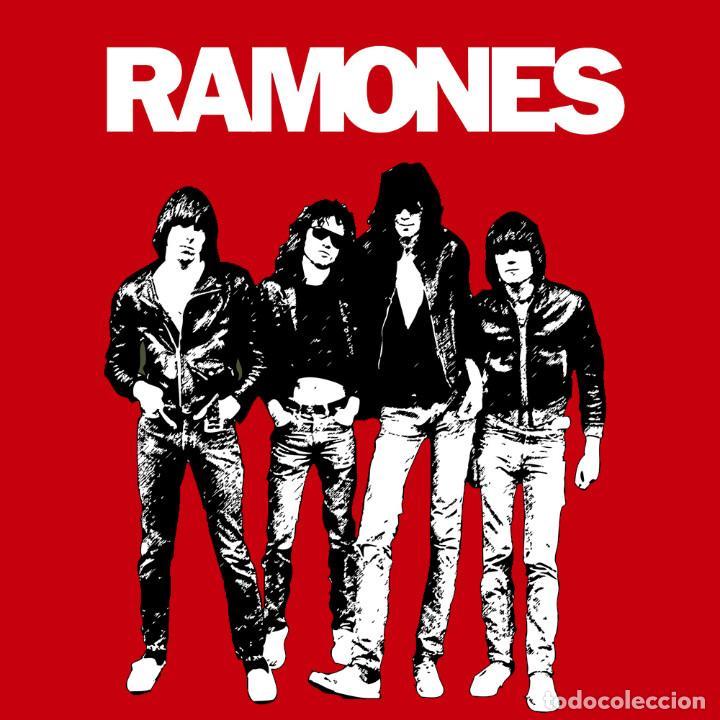 RAMONES CAMISETA (Música - Varios)