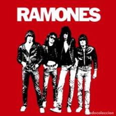 Música de colección: RAMONES CAMISETA. Lote 82007236
