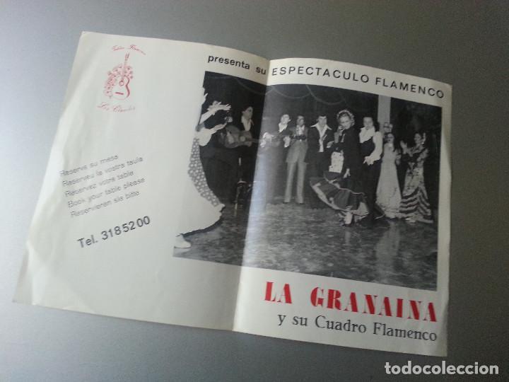 Música de colección: LA GRANAINA Y SU CUADRO FLAMENCO GÜITO Y SU COMBO GITANO TABLAO HOTEL RITZ LOS CLAVELES BARCELONA - Foto 2 - 85066540
