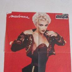 Música de colección: MADONNA PÓSTER. Lote 85656864