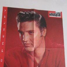 Música de colección - Elvis presley póster - 85657028