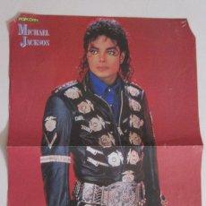 Música de colección: MICHAEL JACKSON PÓSTER . Lote 85657332