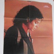 Música de colección: MICHAEL JACKSON PÓSTER. Lote 85657452