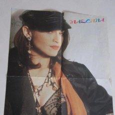 Música de colección: MADONNA PÓSTER SUPER POP. Lote 85657596