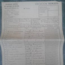 Música de colección: DOCUMENTACIÓN SOCIEDAD GENERAL DE AUTORES DE ESPAÑA Y SINDICATO NACIONAL DEL ESPECTÁCULO - 1973 -. Lote 87609064