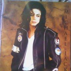 Música de colección: MICHAEL JACKSON - DANGEROUS TOUR BOOK. PROGRAMA OFICIAL GIRA DANGEROUS 1991-92. Lote 87674388