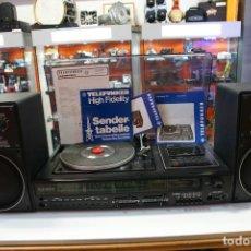 Música de colección: TELEFUNKEN AUDIO CENTER 3520. Lote 88161736