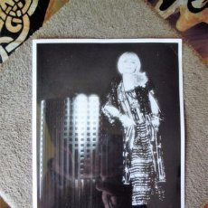 Música de coleção: RAFFAELLA CARRA: FOTO ORIGINAL 18 X 24 -COLECCIONISTAS...!!. Lote 89309612
