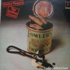 Música de colección: VINILO THE ROLLING STONES STICKY FINGERS. Lote 90800085