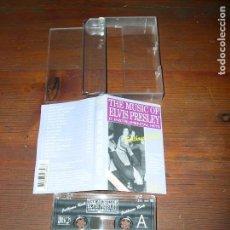 Música de colección: ELVIS PRESLEY THE MUSIC OF CASSETTE. Lote 91593940