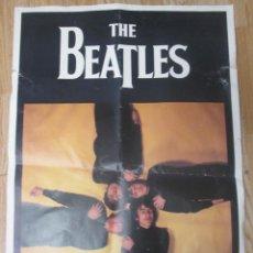 Música de colección: POSTER THE BEATLES, SPLASH, APPLE CORPS.. Lote 94825155