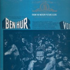 Música de colección: DISCO LP: BEN-HUR VOLUME.2 - BSO (ORIGINAL SOUNDTRACK) UK. Lote 55640420