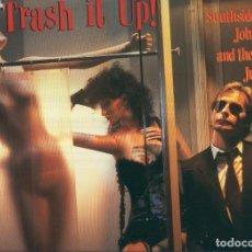Música de colección: DISCO LP: SOUTHSIDE JOHNNY AND THE JUKES TRASH IT UP. Lote 55599177
