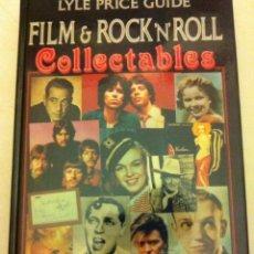 Música de colección: LYLE PRICE GUIDE 1994 (GUIA FILMS - ROCK COLLECTABLES) -NUEVO. Lote 96967155