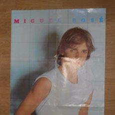 Música de colección: POSTER DE MIGUEL BOSE. TDKPR2. Lote 102337771