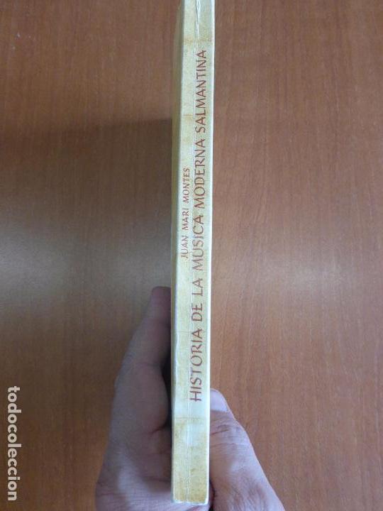 Música de colección: Historia de la música moderna salmantina - Juan Mari Montes - grupos música de salamanca - Foto 2 - 102462575