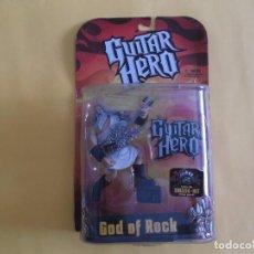 Musique de collection: GUITAR HERO - GOD OF ROCK FIGURAS MUSICA - NUEVO SIN ABRIR. Lote 102826811