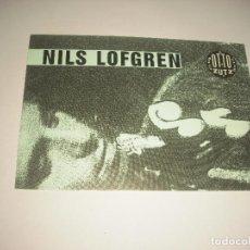 Música de colección: NILS LOFGREN EN SOLITARIO , ACTUACION EN CLUB OTTO ZUTZ. Lote 103062363