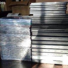 Música de colección: 54 FUNDAS PARA CDS O DVD DE DIFERENTES TAMAÑOS. Lote 104055259