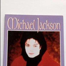 Música de colección: LIBRO MICHAEL JACKSON DE PATRICIA GODES 1996 EXCELENTE ESTADO. Lote 104648463