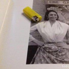 Música de colección: ISABEL PANTOJA PELÍCULA EL DISCO QUE NACÍ YO . GRAN HOJA FOTOGRAFICA. Lote 105668895