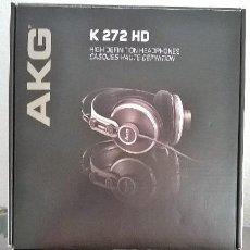 Música de colección: AURICULARES AKG K 272 HD. Lote 106728515