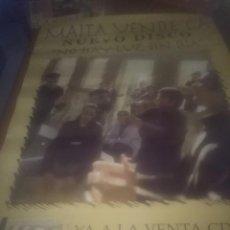 Música de colección: POSTERS MAITA VENDE CA. NO HAY LUZ SIN DIA. . Lote 109108243