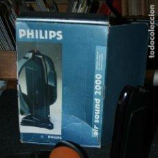Música de colección: AURICULARES INALÁMBRICOS PHILIPS AIR SOUND 2000 .STEREO,INFRAROJOS,RECARGABLE. Lote 109259859