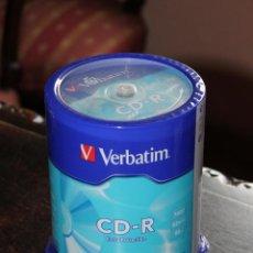 Música de colección: TARRINA O BOBINA DE CD VERBANTIN CD-R. Lote 110224331