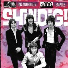 Música de colección: SHINDIG Nº 37 - REVISTA FANZINE ORIGINAL U.K. 2014. BEAT, GARAGE, R&B, PSYCHO, FREAK BEAT. EN INGLÉS. Lote 111524791