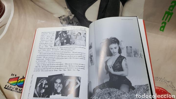 Música de colección: poster original Alaska y dinarama los 40 principales coca cola + libro por mario vaquerizo - Foto 9 - 112943520