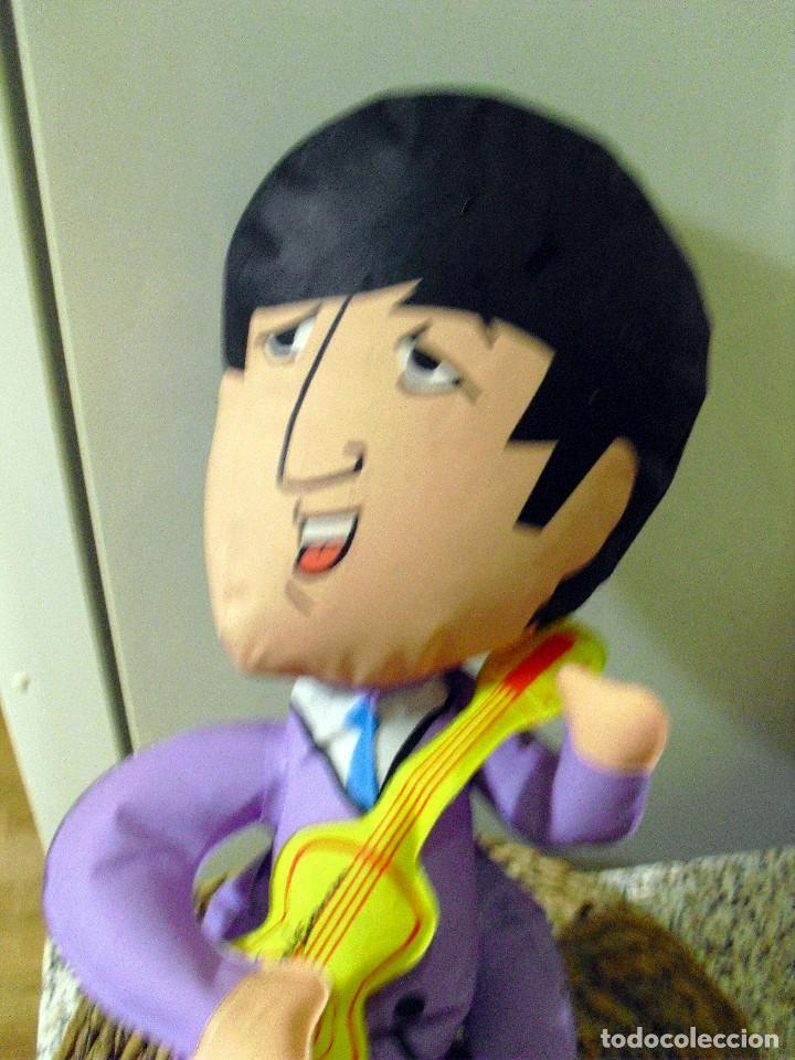 Los Beatles John Lennon Cartoon Figura Inflabl Buy Other Music Items At Todocoleccion 115706059