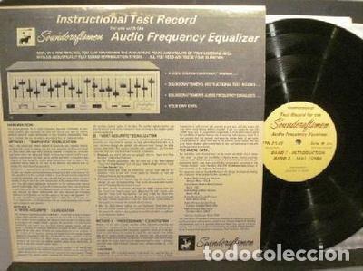 DISCO PARA TEST INSTRUMENTAL Y DE VOZ (Música - Varios)
