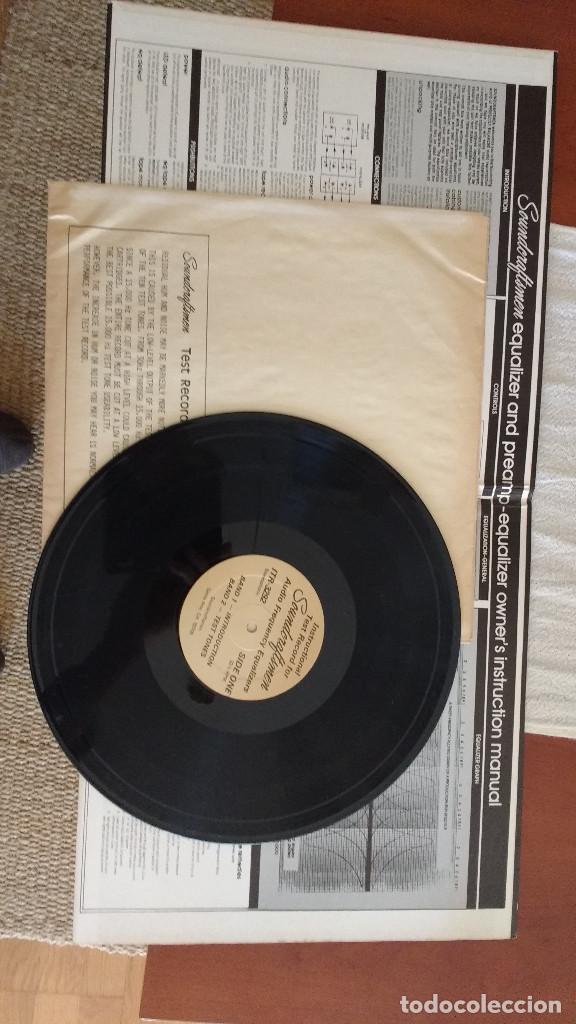 Música de colección: DISCO PARA TEST INSTRUMENTAL Y DE VOZ - Foto 2 - 118399651