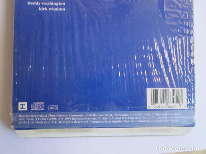 Música de colección: ALEXANDER ZONJIC (BOB JAMES) - CAJA LARGA VACIA DE CARTON (SIN CD) (EMPTY LONG BOX) NEON 1991 USA - Foto 3 - 118988343