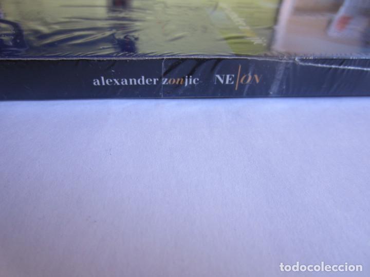 Música de colección: ALEXANDER ZONJIC (BOB JAMES) - CAJA LARGA VACIA DE CARTON (SIN CD) (EMPTY LONG BOX) NEON 1991 USA - Foto 4 - 118988343