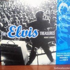 Música de colección: ELVIS PRESLEY - ELVIS TREASURES - ROBERT GORDON. Lote 119079155