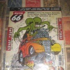 Música de colección: RUTA 66, Nº 201 , ENERO 2004 , DR FEELGOOD, SONIC YOUTH, HOT ROD,BARRACUDAS BLUR. Lote 119660951