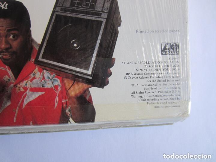 Música de colección: DOUG LAZY - CAJA LARGA VACIA DE CARTON (SIN CD) LONG CARTON EMPTY BOX (NO CD) GETTIN CRAZY 1990 USA - Foto 3 - 121593239