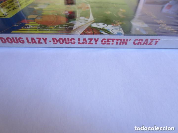 Música de colección: DOUG LAZY - CAJA LARGA VACIA DE CARTON (SIN CD) LONG CARTON EMPTY BOX (NO CD) GETTIN CRAZY 1990 USA - Foto 4 - 121593239