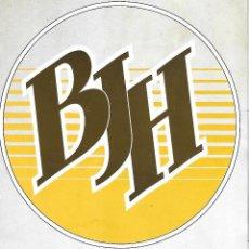 Música de colección: BARCLAY JAMES HARVEST: BJH. PROGRAMA TOUR DE 1974. ORIGINAL U.K.. Lote 125151727