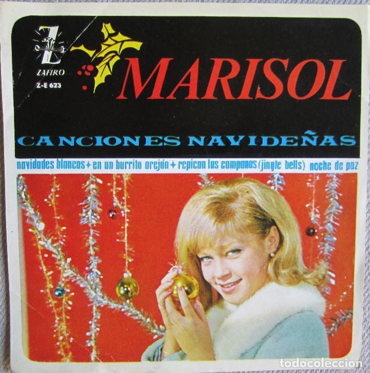 marisol: canciones navideñas. cuatricromía, pru - Comprar en ...
